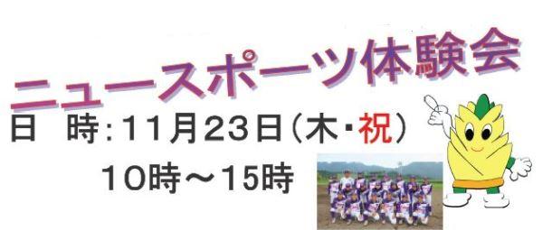 11/23(木)平成29年度スポーツフェスティバル @京都府 長岡第五小学校