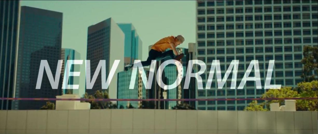 visa 新CM 「NEW NORMAL」に起用されました。