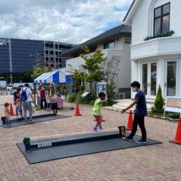 【イベントレポート】ABCハウジング伊丹・昆陽の里住宅公園 スラックライン体験