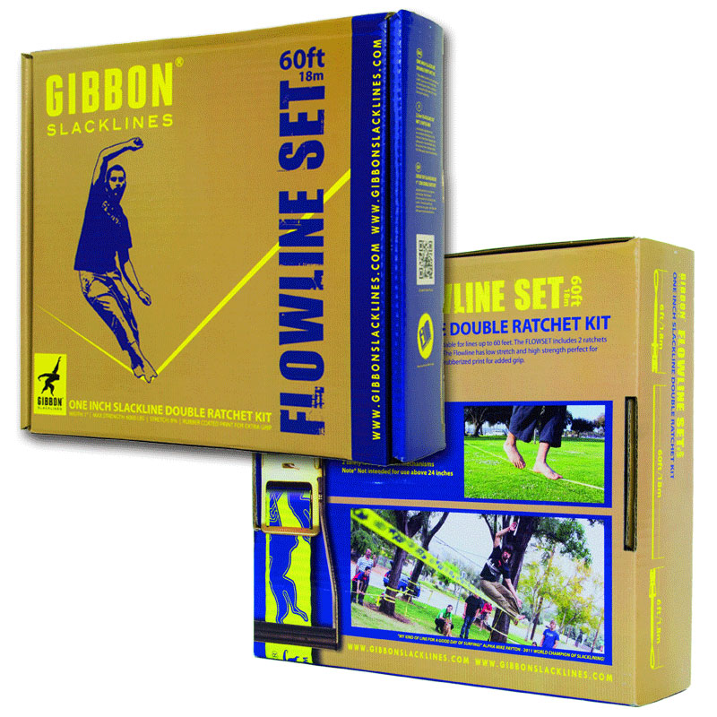 GIBBON フローラインセット パッケージ