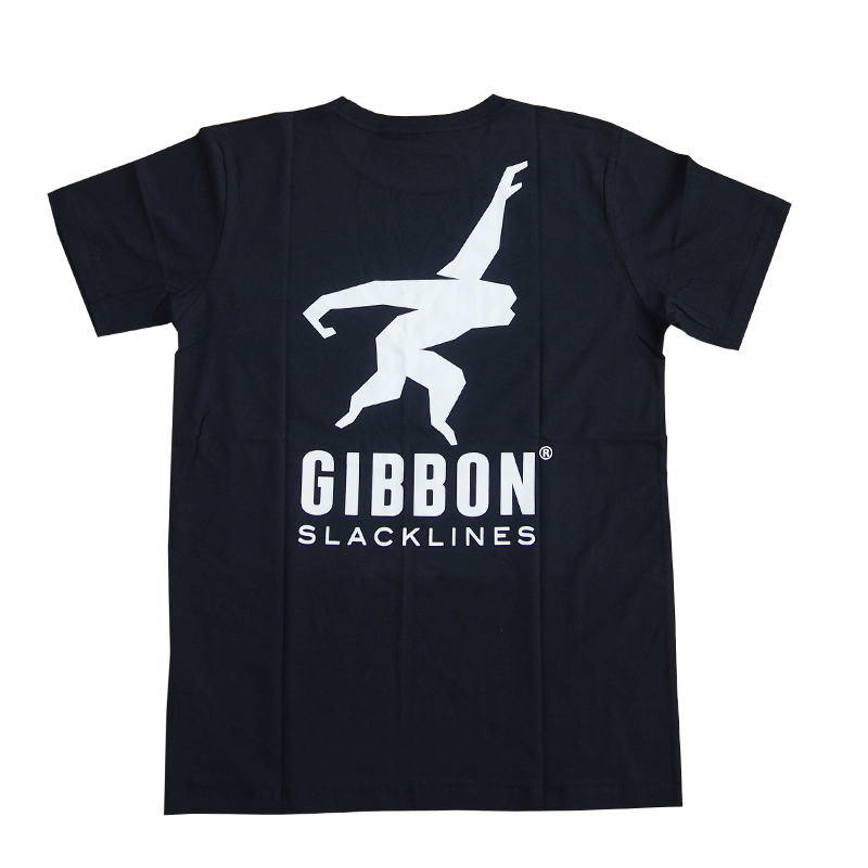 GIBBON ロゴTシャツ メンズ バック