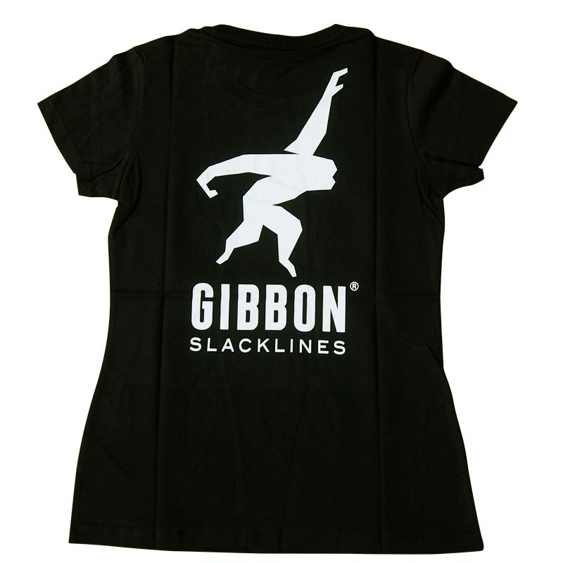 GIBBON ロゴTシャツ レディース バック