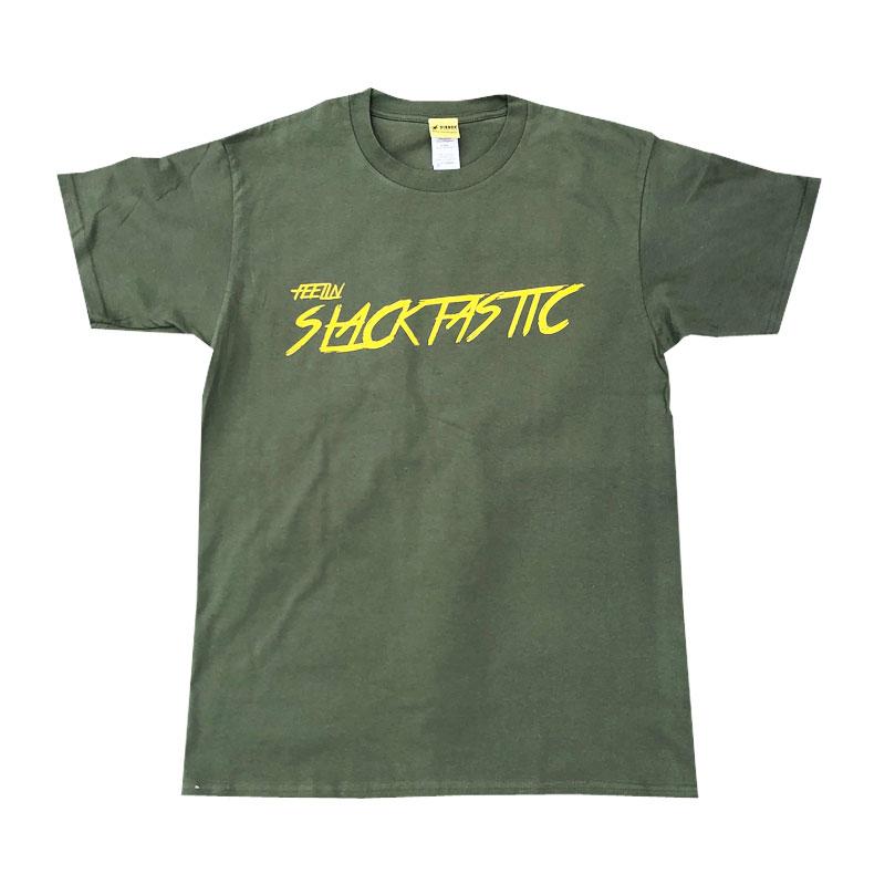GIBBON JAPAN SLACK TASTIC Tシャツ フロント