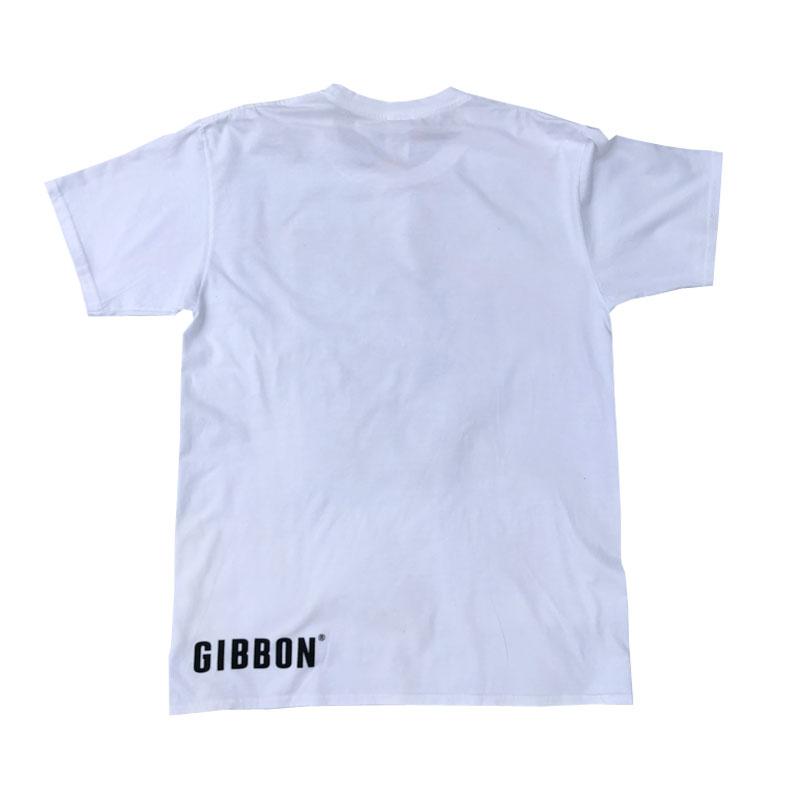 GIBBON JAPAN スペースモンキー Tシャツ バック