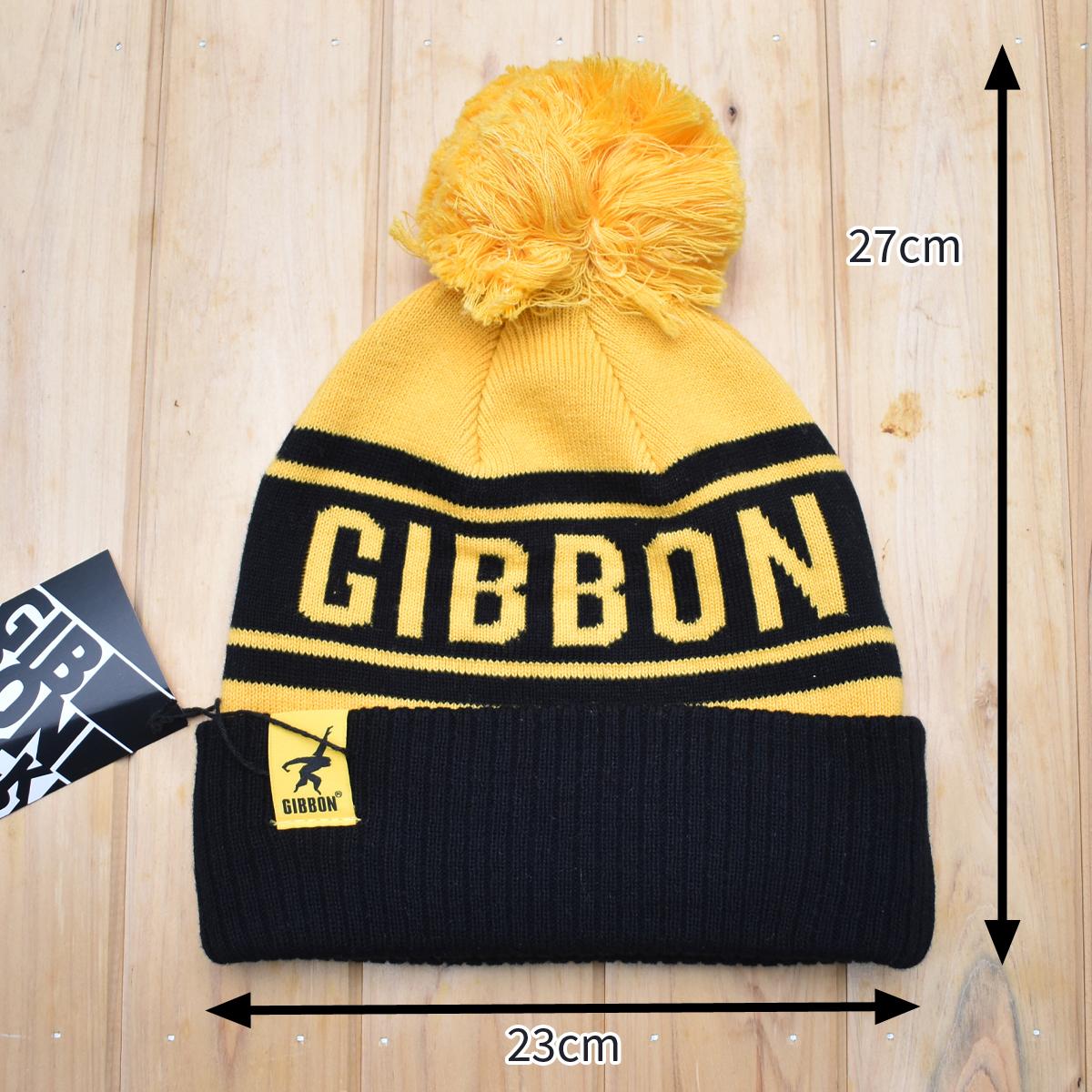 GIBBON ニットキャップ サイズ