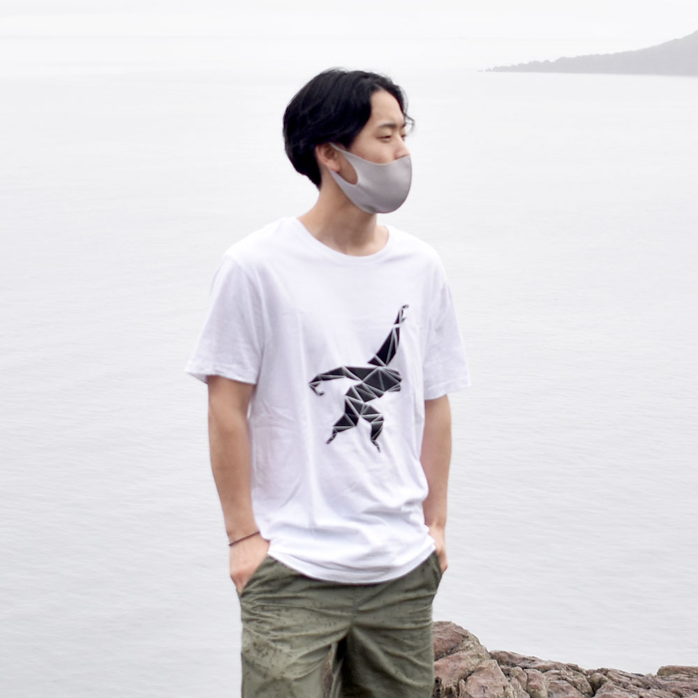 GIBBON コットンTシャツ THE ONE 石田創真
