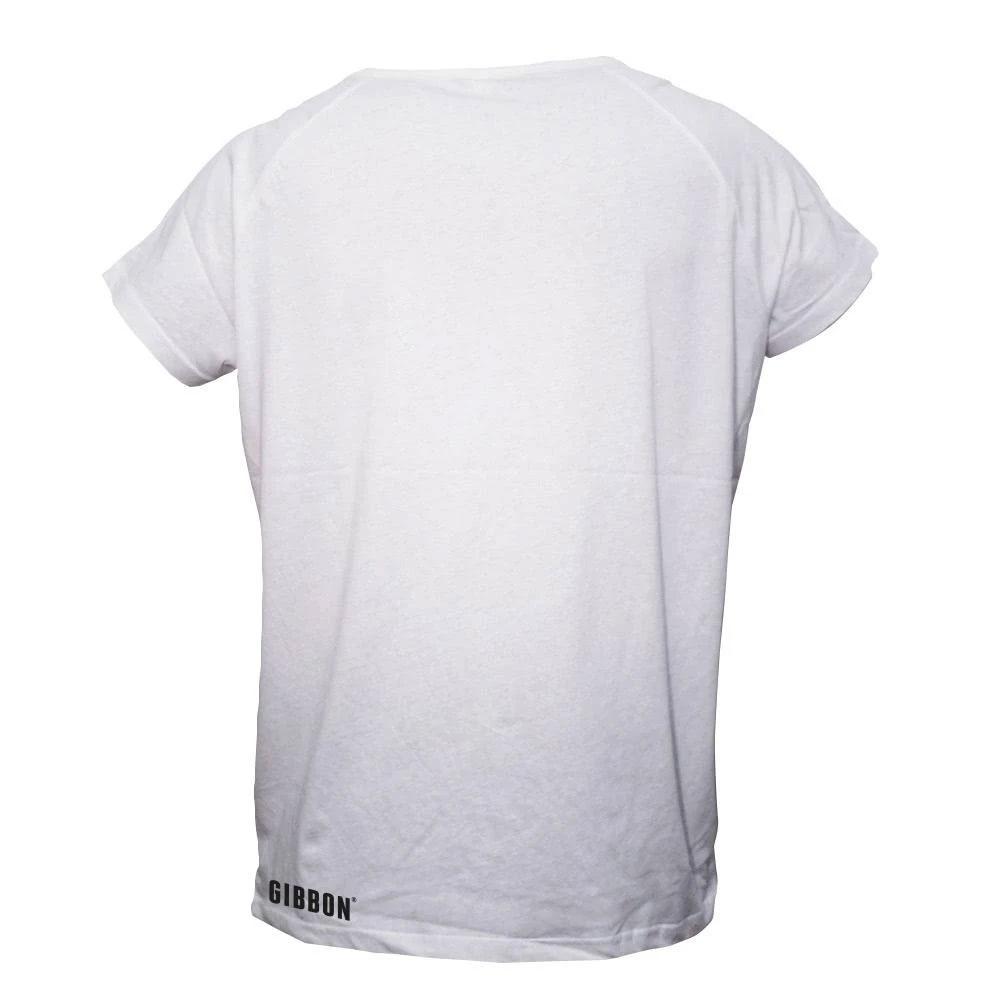GIBBON コットンTシャツ THE ONE バック