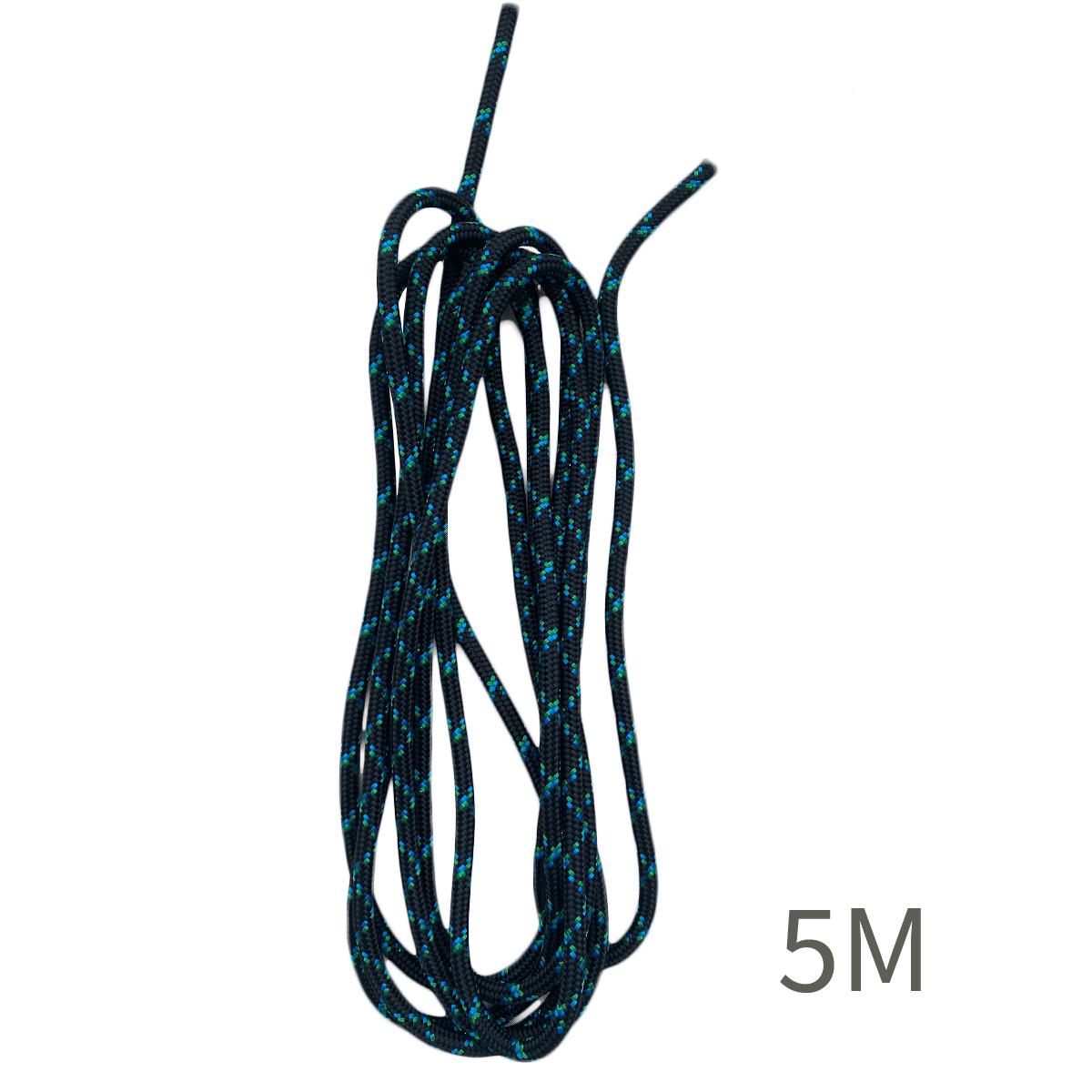 スラックライン バックアップロープ
