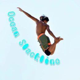 Ocean Slacklline @ 西浦マリーナin愛知 (8/26~8/27)