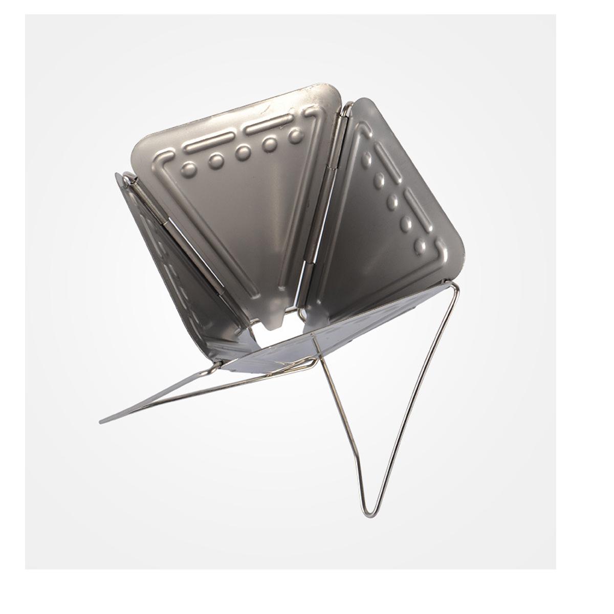 折り畳みステンレスドリッパー