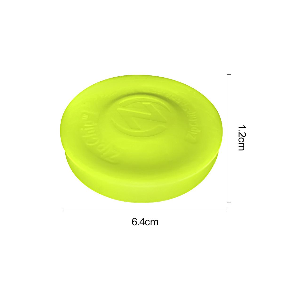 zipchip ミニフリスビー サイズ