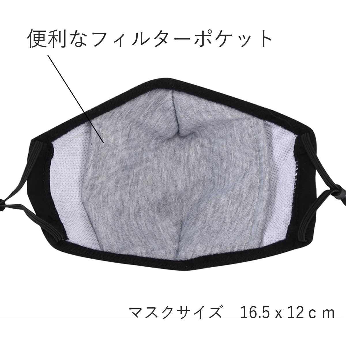 洗える立体マスク 3枚セット
